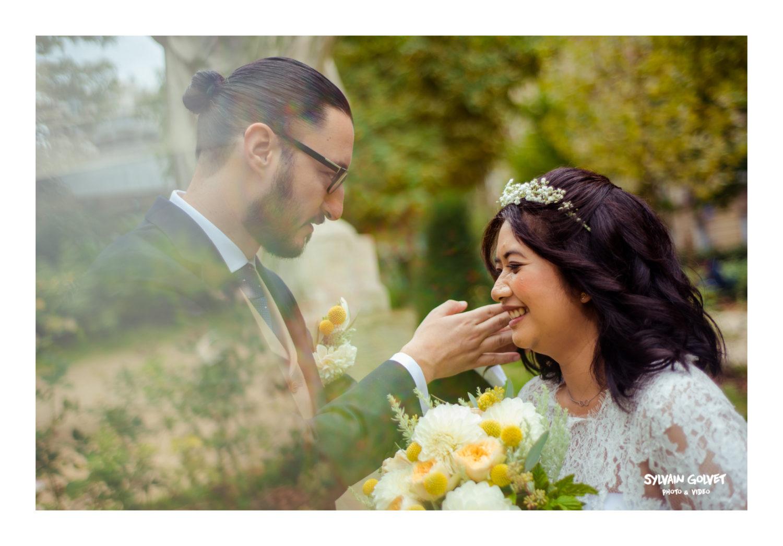 MARIAGE ASTRID ET MEHDI