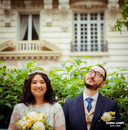 Mariage Astrid & Mehdi